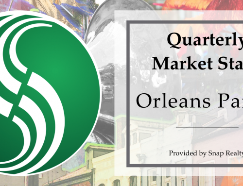 Orleans Parish Quarterly Stats